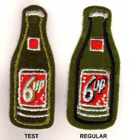 6UP PATCH