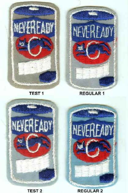 neveready proto patches