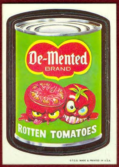 demented tomatoes